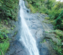 画像.三味線滝